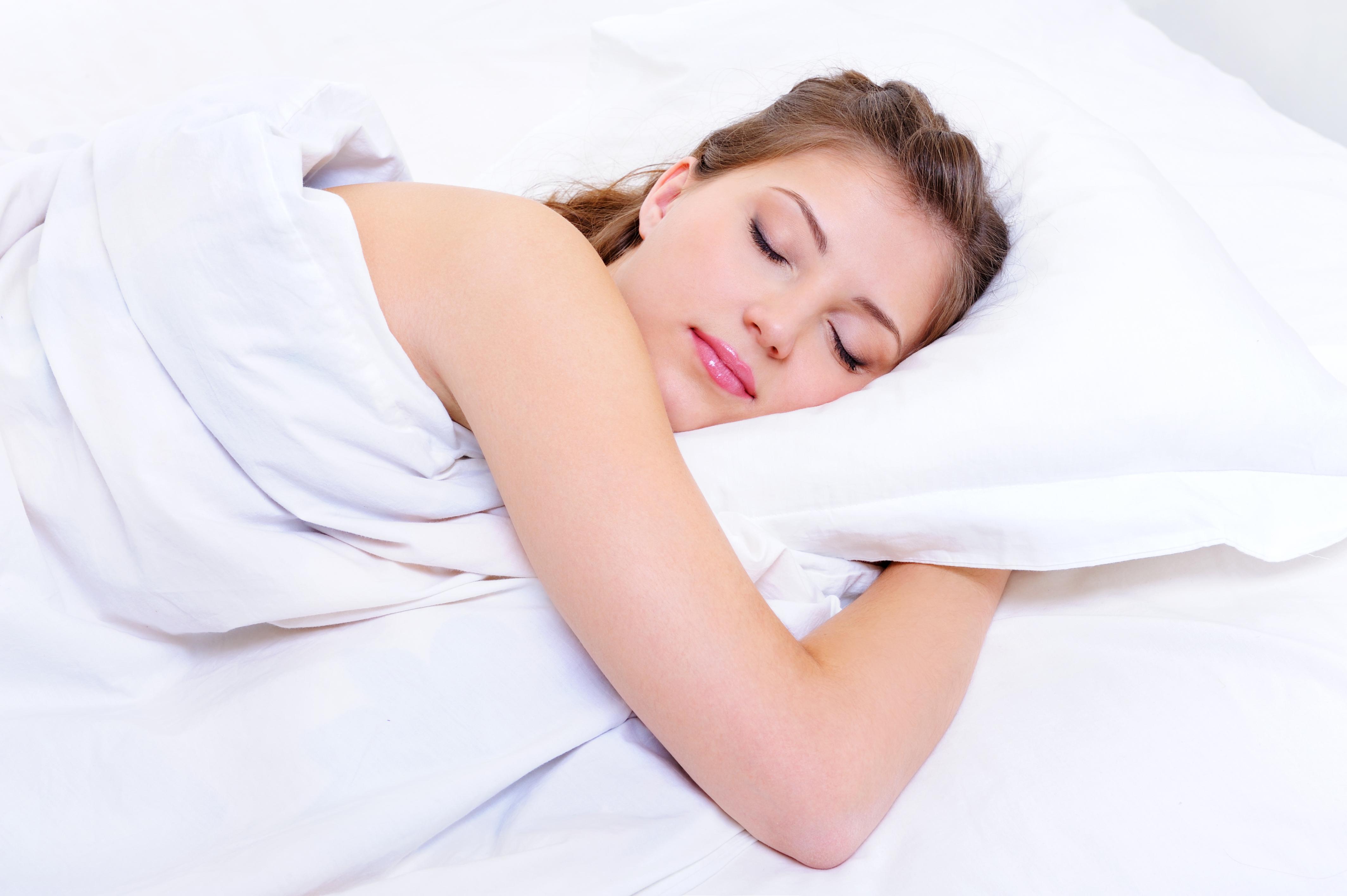 Ako v noci spávate?