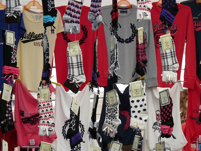 ponožky a svetry