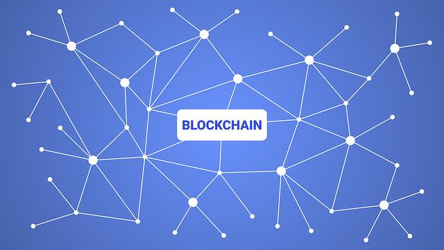 síť blockchain
