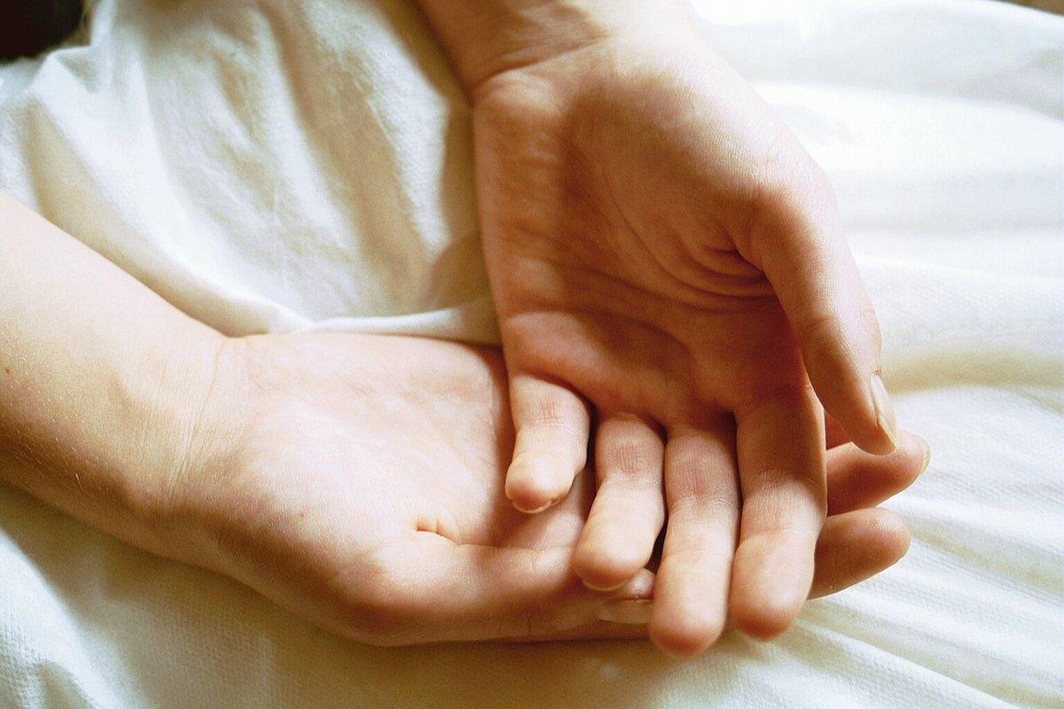 ruky, dlane